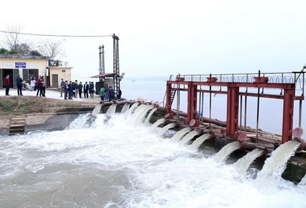 Vietnam y Sudcorea firman acuerdo de cooperacion hidraulica hinh anh 1