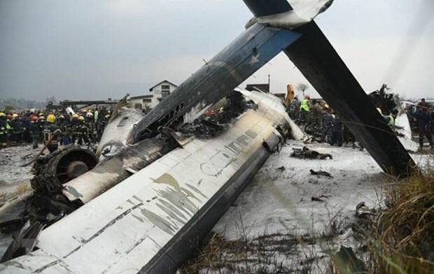 Vietnam expresa pesame a Bangladesh por accidente aereo hinh anh 1
