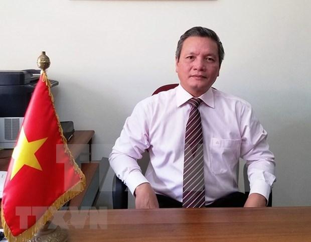 Vietnam y Mali por impulsar nexos economicos y comerciales hinh anh 1