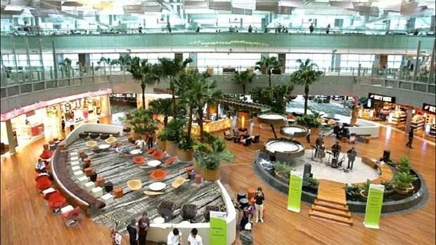Singapur tiene el mejor aeropuerto del mundo hinh anh 1