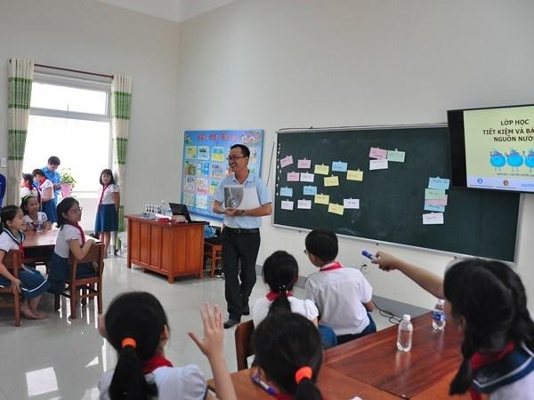 Vietnam responde al Dia mundial de Agua hinh anh 1