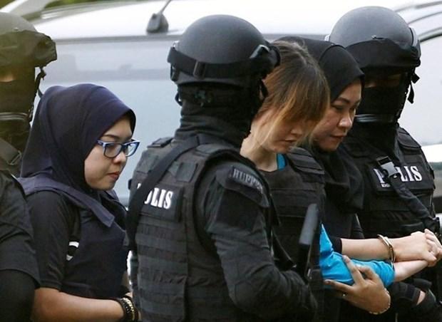 Continua juicio contra ciudadana vietnamita arrestada en Malasia hinh anh 1