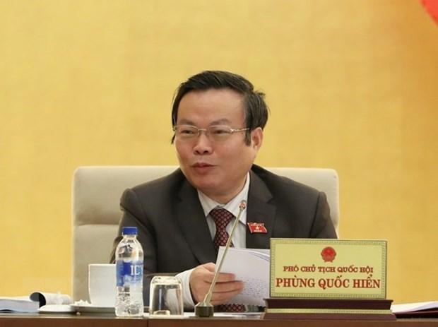Vietnam y Madagascar se esfuerzan para elevar el nivel de cooperacion parlamentaria hinh anh 1