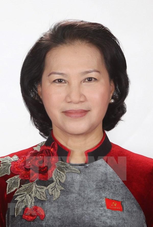 Presidenta del Parlamento vietnamita parte de Hanoi para IPU 138 y visita oficial a Paises Bajos hinh anh 1
