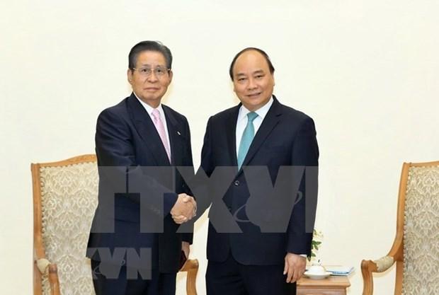 Intercambios culturales impulsan relaciones Vietnam-Japon, destaca premier vietnamita hinh anh 1
