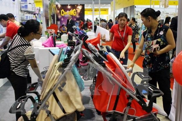Exportaciones de pymes sudcoreanas a Vietnam reportan alto crecimiento hinh anh 1