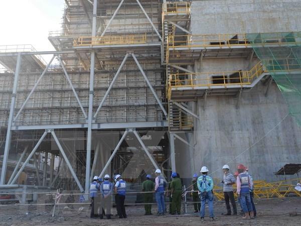 Pronosticos positivos de industria y construccion de Vietnam en el primer trimestre hinh anh 1