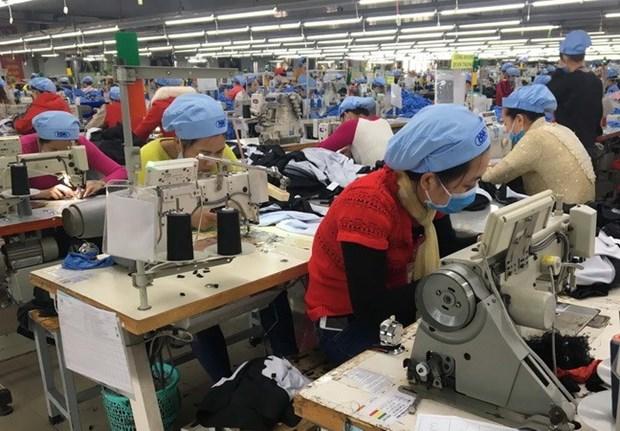Exportaciones de textiles y calzado de Vietnam creceran con firma del CPTPP hinh anh 1