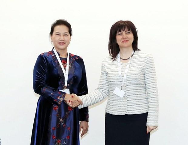 Vietnam y Bulgaria fomentan nexos parlamentarios hinh anh 1