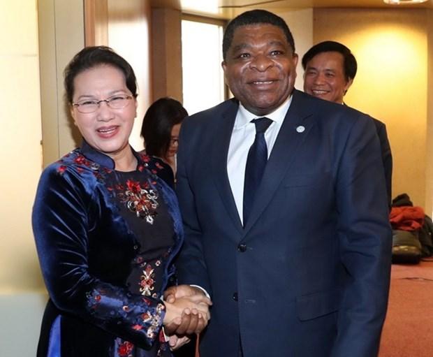 Destacan papel de Vietnam como miembro activo de IPU hinh anh 1