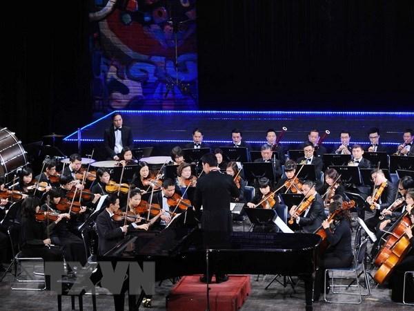 Gran sinfonia de Mozart se representara en Vietnam hinh anh 1