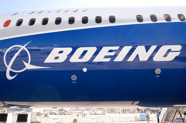 Singapur recibe el primer Dreamliner 787-10 del mundo hinh anh 1