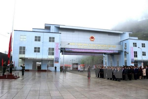 Vietnam y China abren nueva via para intercambio comercial hinh anh 1