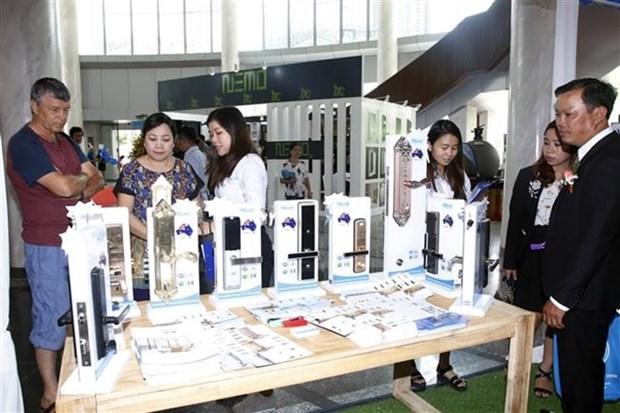 Exposicion Internacional VIETBUILD Hanoi 2018 se efectuara manana hinh anh 1