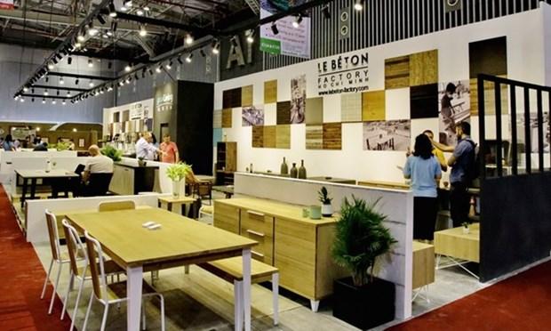Participan 500 empresas en exhibicion de sector de construccion en Hanoi hinh anh 1