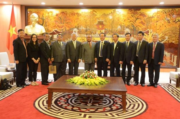 Hanoi y Yakarta buscan ampliar la cooperacion en planificacion urbana hinh anh 1