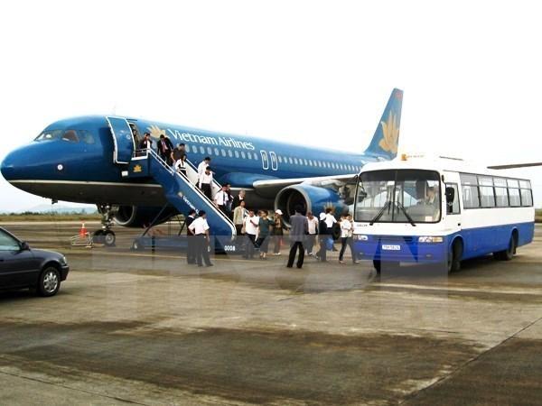 Vietnam Airlines inaugura nueva ruta con destino a Seul hinh anh 1