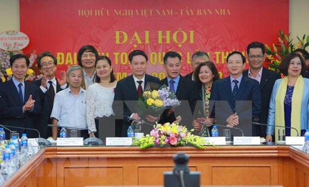 Director general de la VNA elegido como presidente de la Asociacion de Amistad Vietnam- Espana hinh anh 1