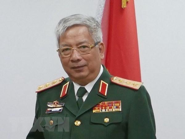 Vietnam y Francia buscan intensificar cooperacion de defensa hinh anh 1