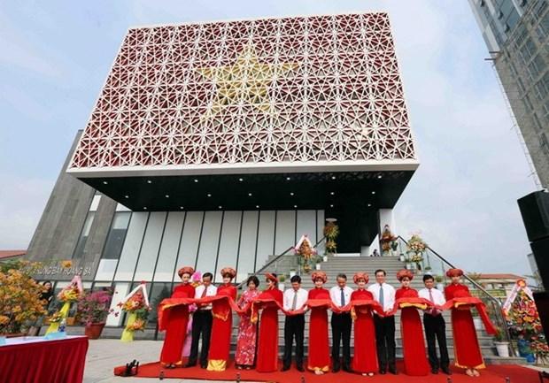 Casa expositora en Da Nang reafirma soberania insular de Vietnam hinh anh 1