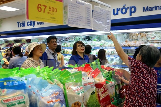 IPC de Ciudad Ho Chi Minh disminuye en marzo hinh anh 1