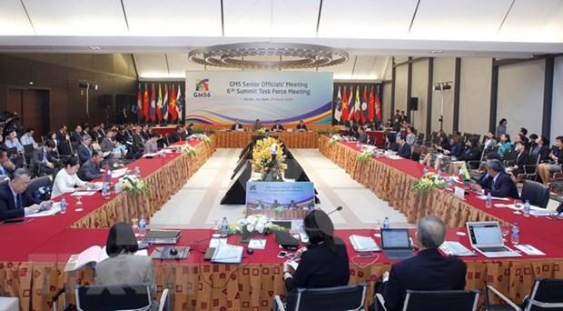 Inauguran en Hanoi Cumbres de GMS y CLV hinh anh 1
