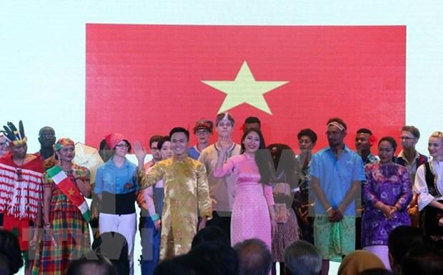 Indonesia otorga becas culturales para estudiantes extranjeros hinh anh 1