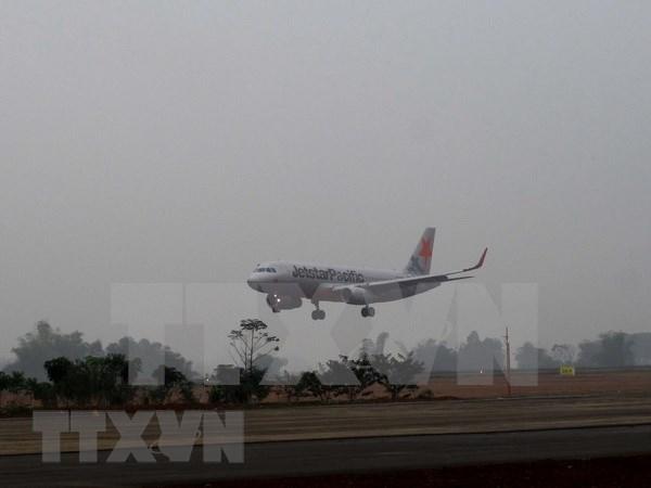 Abren vuelos directos entre ciudad sudvietnamita de Can Tho y Bangkok hinh anh 1