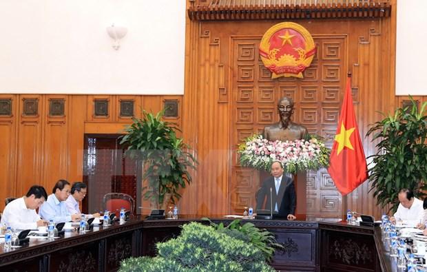 El Mekong: Rio de cooperacion y desarrollo, sostiene primer ministro hinh anh 1