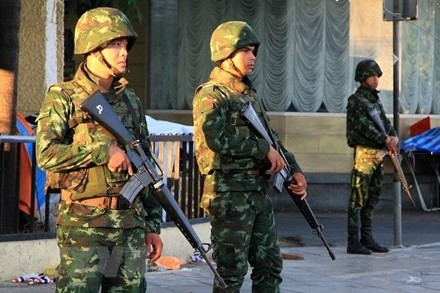 Tailandia levantara prohibicion de actividades politicas en junio proximo hinh anh 1