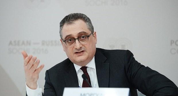 Rusia y ASEAN elevaran nivel de relacion a Asociacion Estrategica hinh anh 1