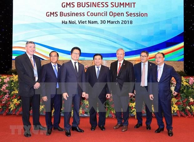 Cumbres de GMS6 y CLV10 promueven conectividad empresarial en la region hinh anh 1