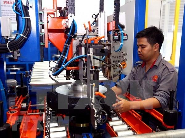 Indice de produccion industrial de Ciudad Ho Chi Minh aumenta 6,05 por ciento hinh anh 1