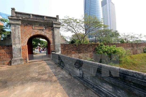 Ciudadela Dien Hai en Da Nang como Patrimonio Nacional Especial hinh anh 1