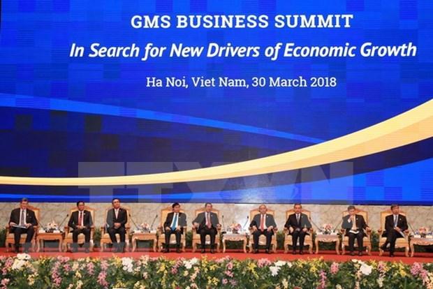 Paises de GMS buscan fortalecer cooperacion en cumplimiento de objetivos de desarrollo hinh anh 1