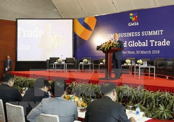 Paises de GMS buscan impulsar sistema de comercio multilateral hinh anh 1