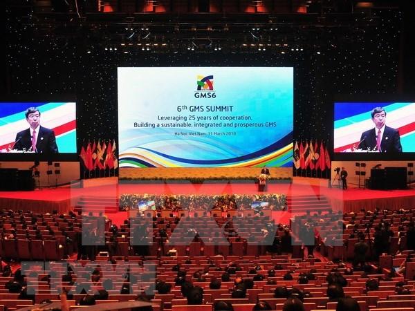 GMS-6 y CLV-10: Impulsar integracion para paz y prosperidad en subregion del Mekong hinh anh 1