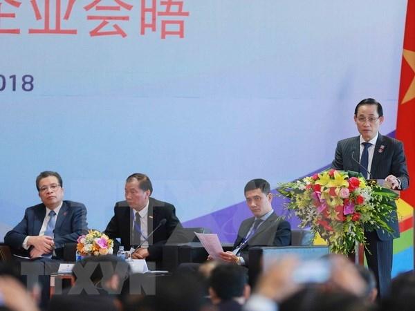 GMS-6 y CLV-10: Oportunidades para coopracion entre localidades y empresas vietnamitas y chinas hinh anh 1