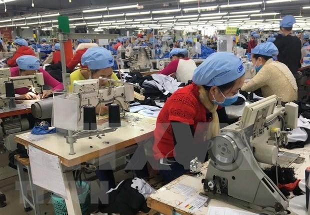 Ingresos de importacion y exportacion de Vietnam suben casi 37 por ciento en marzo hinh anh 1