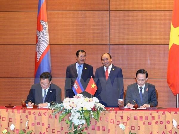Vietnam y Camboya se esfuerzan para completar la demarcacion de fronteras hinh anh 1
