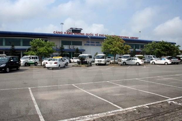 Aeropuerto Phu Bai se ampliara para recibir a cinco millones de pasajeros por ano hinh anh 1