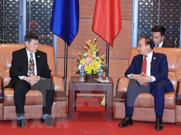 Vietnam reafirma voluntad de contribuir al desarrollo de ASEAN hinh anh 1