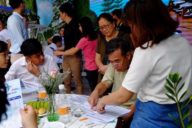 Feria internacional de turismo de Vietnam atrae a 60 mil visitantes hinh anh 1