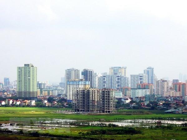 Inyectan gran flujo de capitales en sector inmobiliario en el primer trimestre hinh anh 1