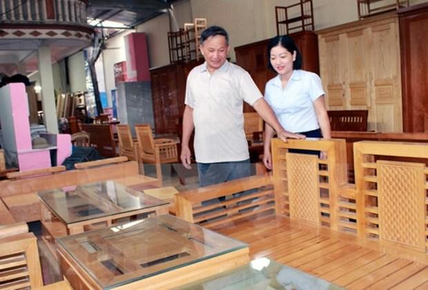Exportacion maderera de Vietnam alcanza pasos de avance en calidad y cualidad hinh anh 1