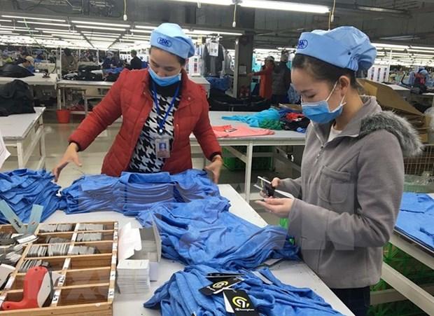 Empresas vietnamitas pronostican mejor produccion en segundo trimestre hinh anh 1