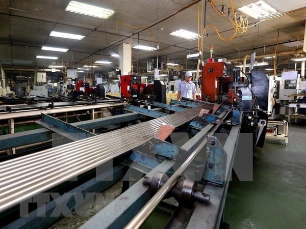 Hanoi planea ampliar complejos industriales hasta 2020 hinh anh 1