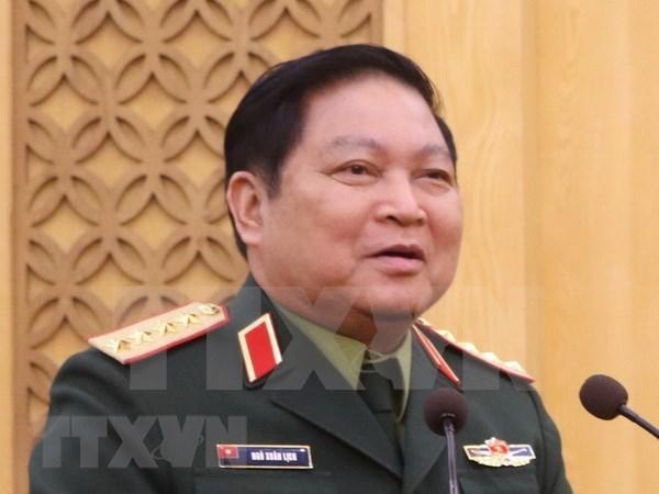 Vietnam por reafirmar su papel en garantia de seguridad global hinh anh 1