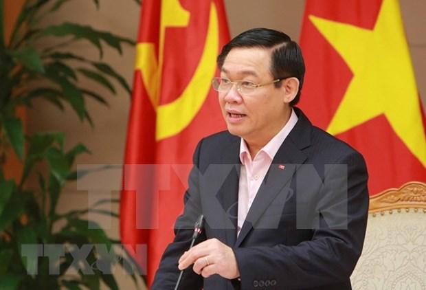 Vicepremier de Vietnam insta a controlar la inflacion en 1,8 por ciento hinh anh 1
