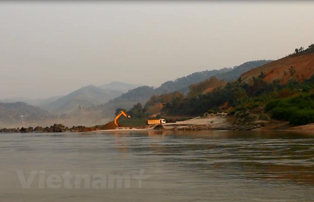 Vietnam por promover cooperacion en el marco de Comision del rio Mekong hinh anh 1